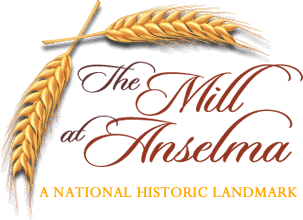 The Mill at Anselma Retina Logo