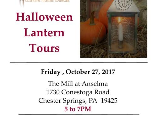 Halloween Lantern Tours